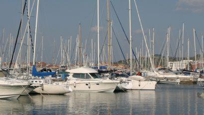 Hafenmanöver Training Adria