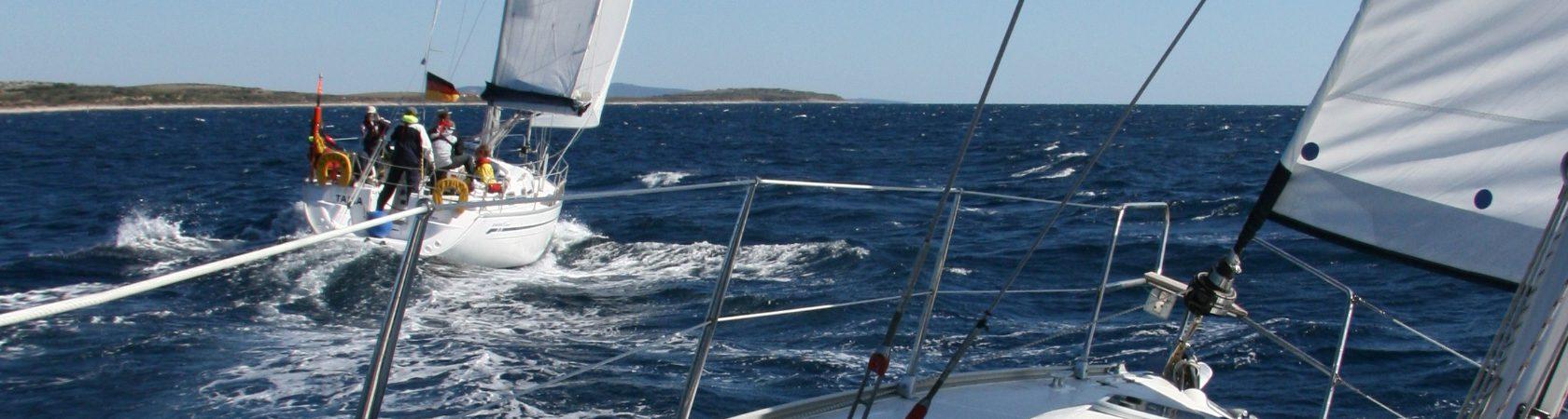 SKS Prüfungstörn Adria Mittelmeer