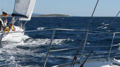 SKS Prüfungstörn Mittelmeer Adria
