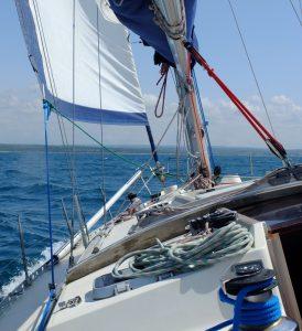 SSS Sportseeschifferschein und SHS Sporthochseeschifferschein