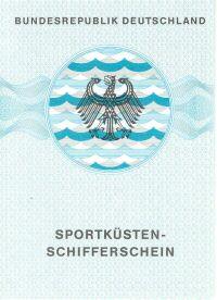 Segelschein SKS Sportküstenschifferschein