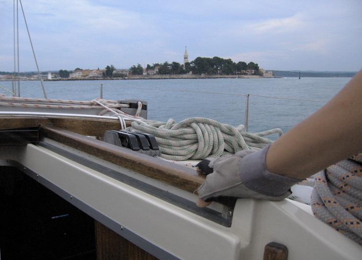 Ausbildungstörn Skippertraining Kroatien