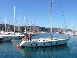 Hafenmanöver Adria