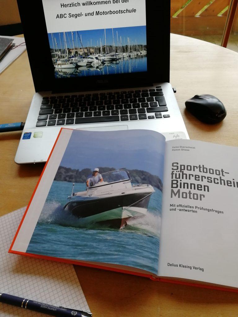 Live-Online-Kurs SBF Binnen
